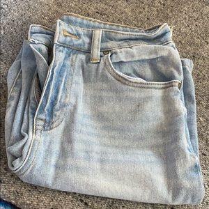 COPY - No Boundaries Mom Jeans